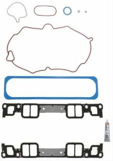 Purchase Fel-Pro MS98000T Gaskets Manifold Intake Chevy Small Block Set motorcycle in Tallmadge, Ohio, US, for US $77.70