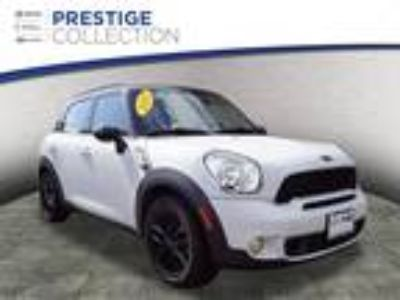 2012 MINI Cooper S Countryman Base Prestige Certified