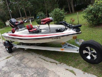 1998 Ranger R80 Sport Bass Boat