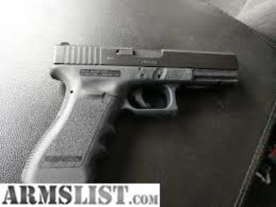 For Sale/Trade: Glock Gen 3 with 3 mags