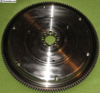 FORGED Chromoly Flywheel 200mm 12 Volt