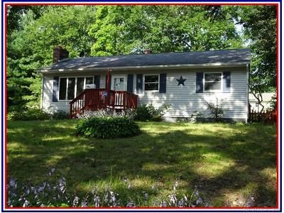 2 Bed 1 Bath Foreclosure Property in Oakdale, CT 06370 - Michigan Cir