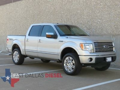 2010 Ford F-150 4WD SuperCrew 145 Platinum
