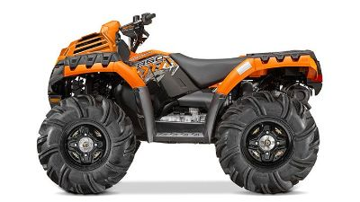 2016 Polaris Sportsman 850 High Lifter Edition Utility ATVs Milford, NH