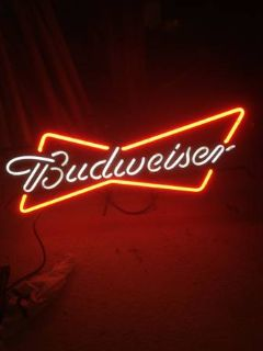 Budweiser, Etc Neon Beer Signs
