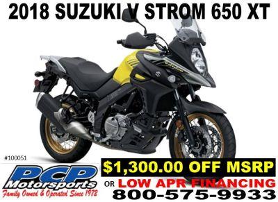 2018 Suzuki V-Strom 650XT Dual Purpose Motorcycles Sacramento, CA