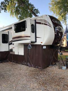 2018 Forest River Cedar Creek Hathaway Edition 38FLX