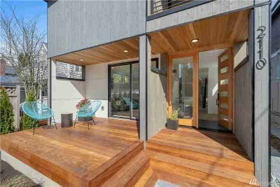 2110 N 61st St Seattle Four BR, Thoughtful design meets