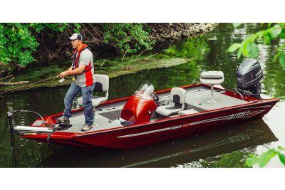 2018 Alumacraft Prowler 165 Bass Boats Newberry, SC