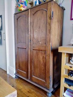 Antique Armoire/Cabinet