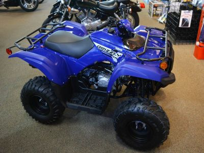 2019 Yamaha Grizzly 90 ATV Utility ATVs Clearwater, FL