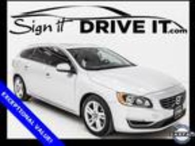 2015 Volvo V60 T5 Premier - BLUETOOTH! ALLOY WHEELS! SUNROOF!