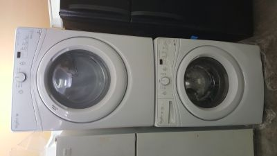 BRAND NEW WHIRLPOOL DUET FRONTLOAD WASHER & DRYER WORKS GREAT! REFURBISHED/WARRANTY/DELIVERY