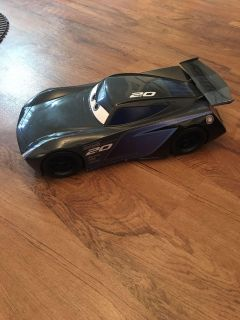 Large Jackson Storm car. In good condition. Asking $10