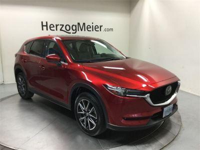 2017 Mazda CX-5 (SOUL RED CRYSTAL METALLIC)