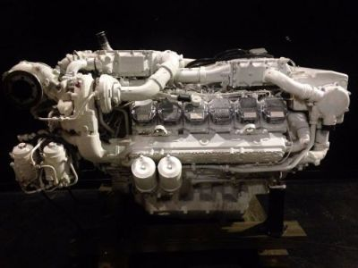 Buy MAN V12-1550 Marine Diesel Engine motorcycle in Fort Lauderdale, Florida, United States, for US $94,950.00