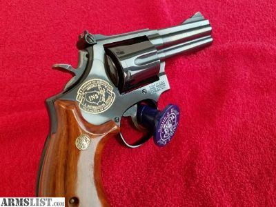 For Sale: RARE (1 of 183) S&W 586-3 INS Commemorative Smith Wesson
