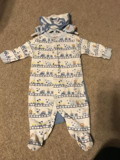 6-9 months 4 piece outfit