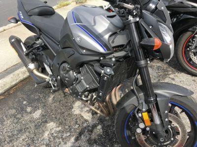2013 Yamaha FZ8 Sport Motorcycles San Jose, CA