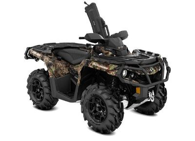 2018 Can-Am Outlander Mossy Oak Hunting Edition 1000R Utility ATVs Oakdale, NY