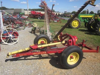 2003 New Holland 258 Hay Rake for sale in Wautoma, Wisconsin.