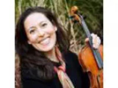 Lancaster Violin lessons Maya Shih