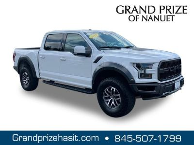 2017 Ford F-150 (Oxford White)