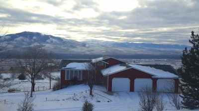 Lolo Furnoshed House for Rent 4 bed, 3 bath on 3 acres