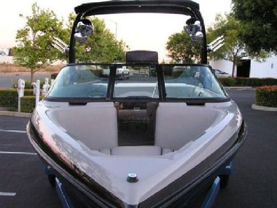 2007 MALIBU V Ride Wakeboard boat