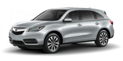 2016 Acura MDX Base w/Tech w/RES (Silver)