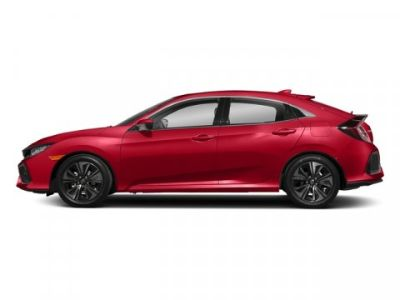 2018 Honda CIVIC HATCHBACK EX-L Navi (Rallye Red)