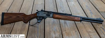 For Sale/Trade: Marlin 1895GBL 45-70 with XS lever rail and ammo