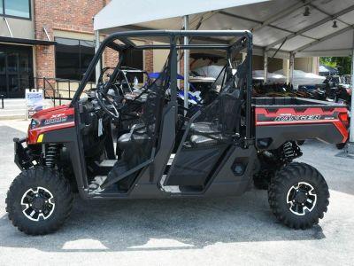 2019 Polaris Ranger Crew XP 1000 EPS Premium Side x Side Utility Vehicles Clearwater, FL