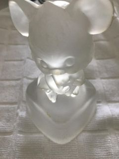 thick glass mouse