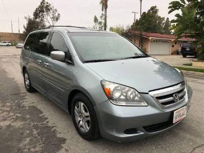 2006 Honda Odyssey EX-L (SILVER)