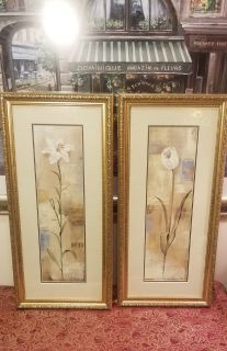 Floral Spring Grace Wall Picture Frames