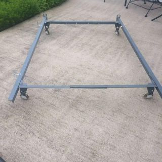 Metal Bed Frame - Queen or Full/Double