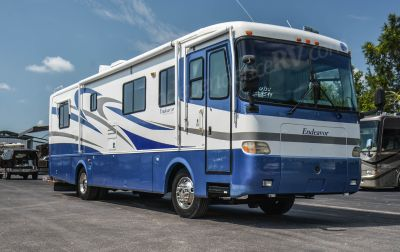 2001 Holiday Rambler Endeavor 36 PBW