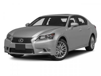 2014 Lexus GS 350 Base (Silver)