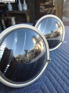 Type 2 Fog Lights Perlux 200T Fog Lamps