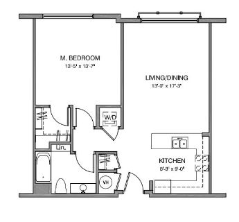$5880 1 apartment in Stamford