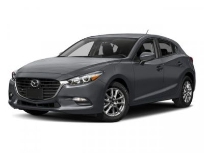 2017 Mazda MAZDA3 5-Door Sport (Machine Gray Metallic)