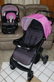 Graco Verb Car Seat Base and Stroller