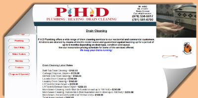 DRAIN & SEWER CLEANING (Rooter Cleaning)