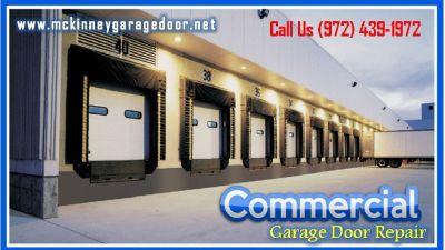 Commercial Garage Door Repair Services Only @ $26.95