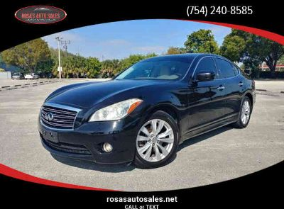 Used 2011 INFINITI M for sale