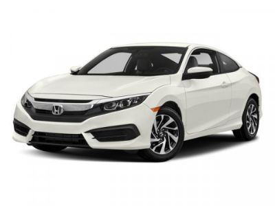 2018 Honda CIVIC COUPE LX (Modern Steel Metallic)