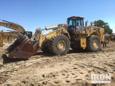 2011 Cat 988H Wheel Loader