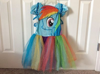 New W Tags! My Little Pony Costume