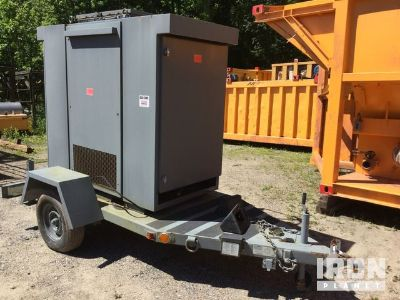 2010 Simplx 600 HT Forced Air-Cooled Resistive Load Bank